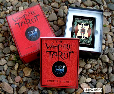 vampire tarot by robert place 091