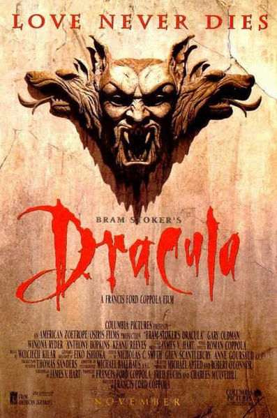 397px Dracula 1992 poster